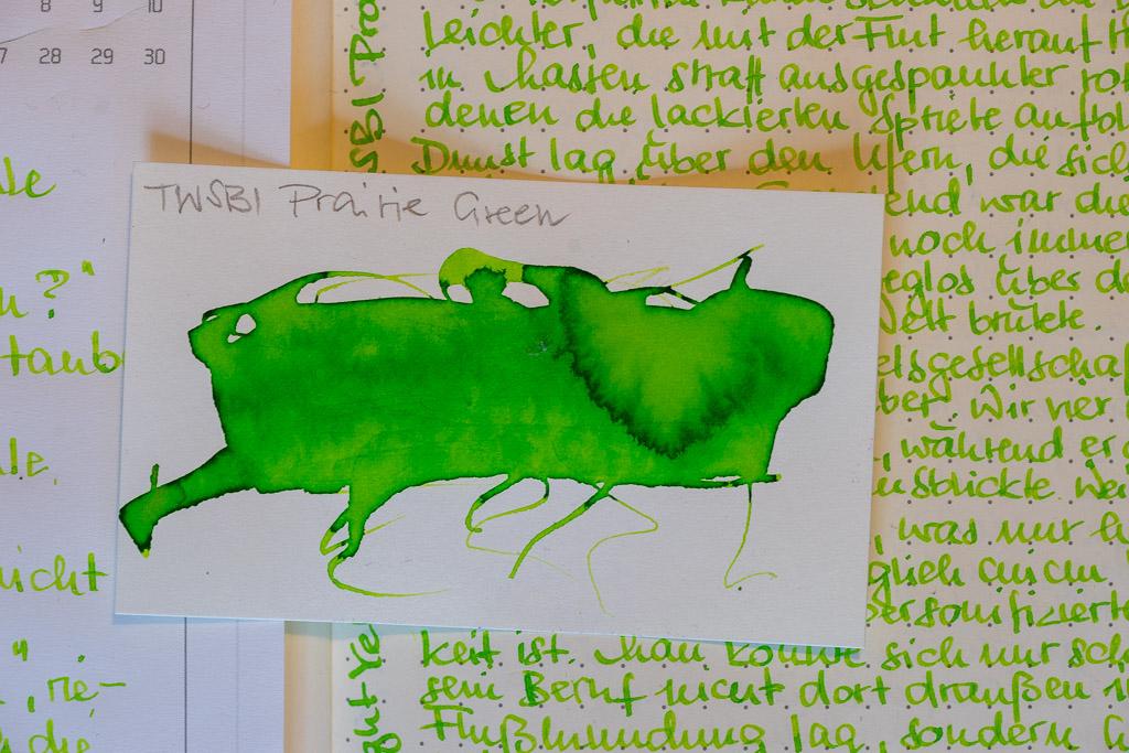 TWSBI - Prairie Green