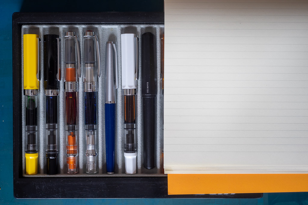 Week 1 Pens