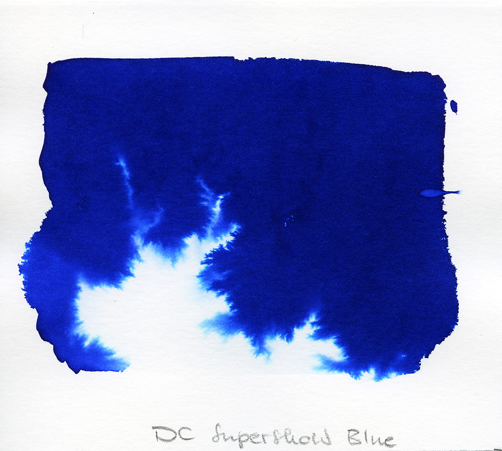 Private Reserve, DC Supershow Blue
