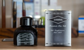 Tag 22: Diamine, Oxford Blue