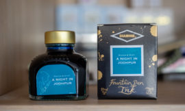 Tag 28: Diamine, A Night In Jodhpur
