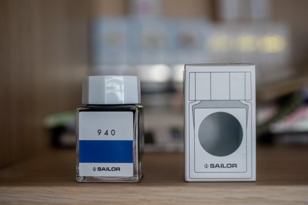 Tag 40: Sailor Studio Inks, 940
