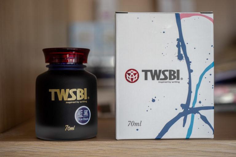 Tag 47: TWSBI, BlueBlack