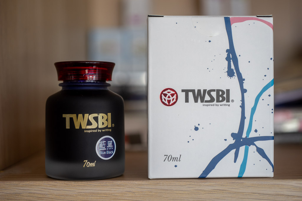 TWSBI, BlueBlack