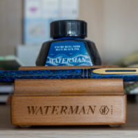 Tag 50: Waterman, BlueBlack