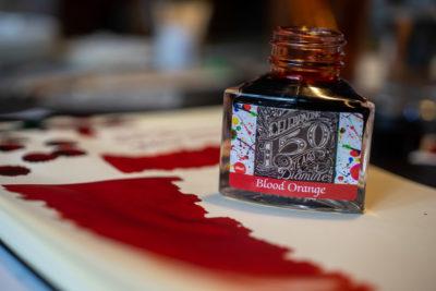 Diamine 150th Anniversary, Blood Orange