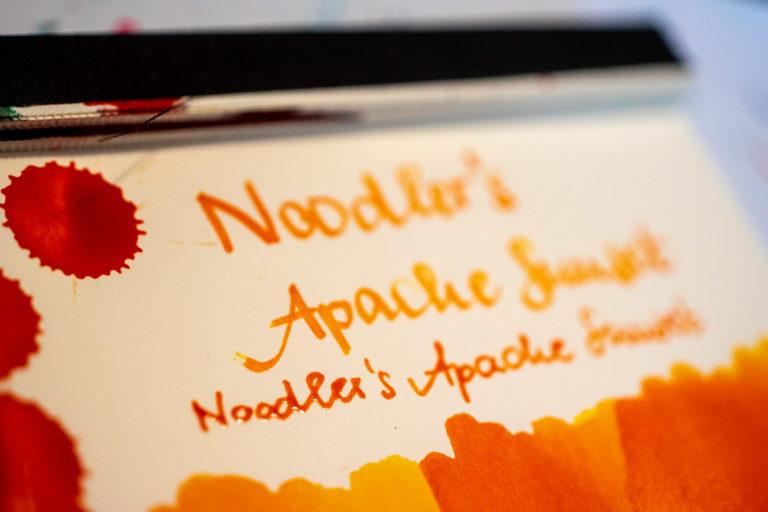 Noodler's, Apache Sunset