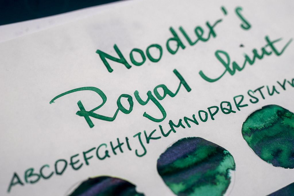 Noodler's, Victorias Royal Mint