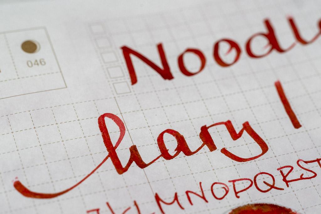 Noodler's, Mary I
