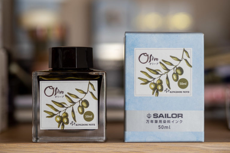 Read more about the article Tag 10: Sailor Kingdom Note, Olive