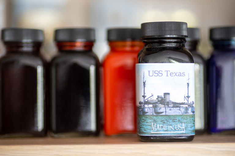 Read more about the article Tag 11: Noodler's (Dromgoole's), U.S.S. Texas