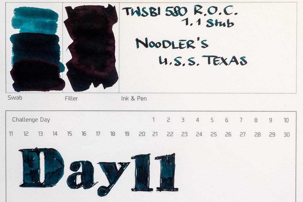 Noodler's (Dromgoole's), U.S.S. Texas