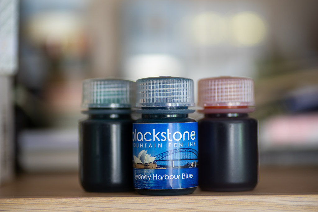 Blackstone, Sidney Harbour Blue