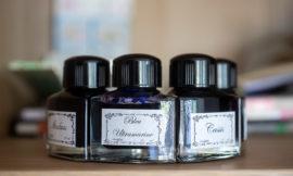 Tag 2: L'Artisan Pastellier Callifolio, Bleu Ultramarine