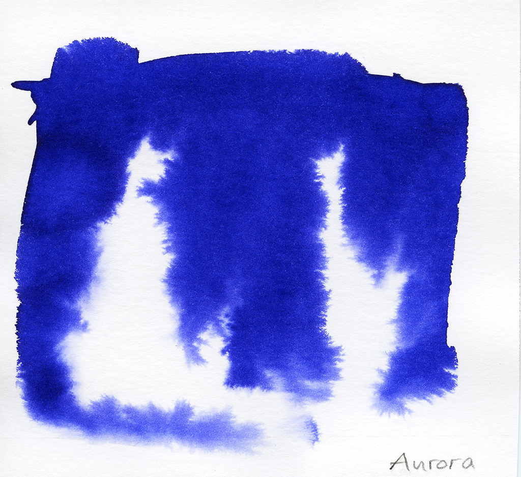 Aurora, Blue