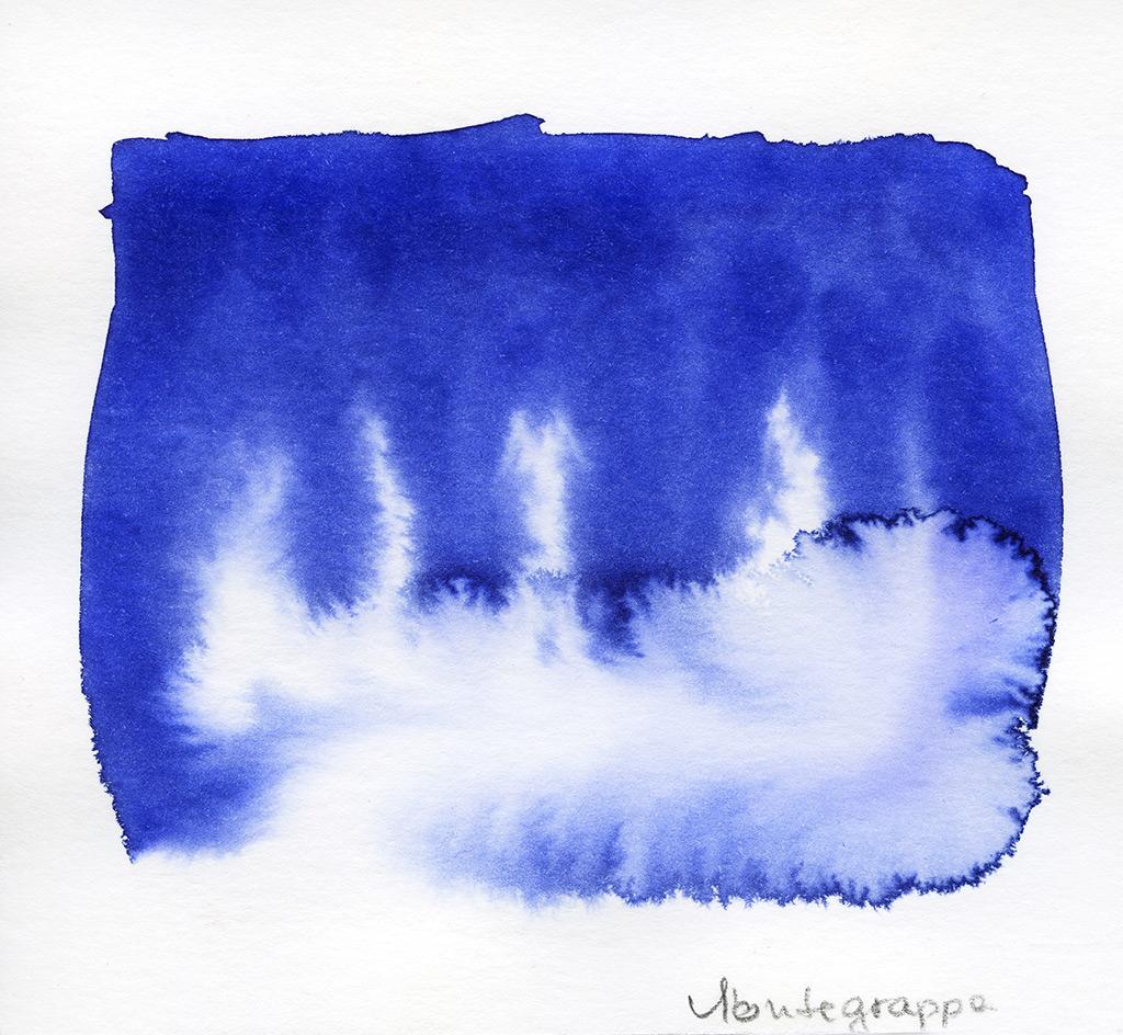 Montegrappa, Blue