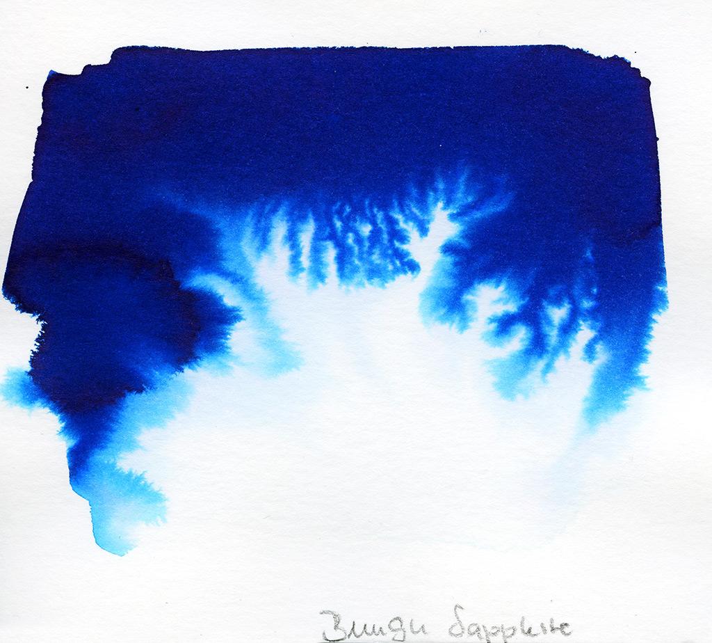 Sailor BunguBox, Sapphire Blue