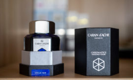 Tag 11: Caran d'Ache Chromatics, Idyllic Blue