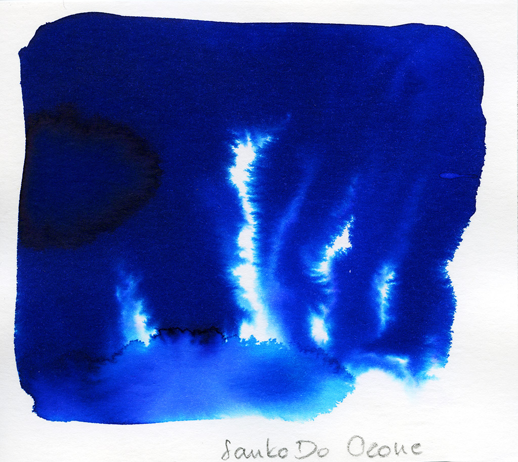 Sailor SankoDo, Ozone Blue
