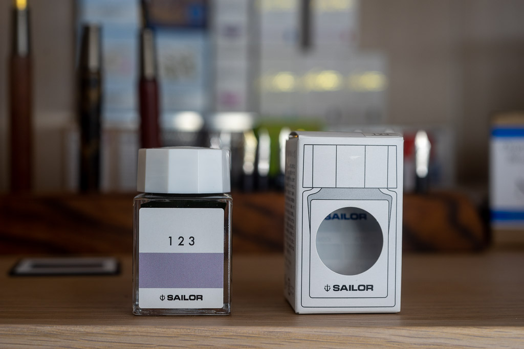 Sailor Studio Ink, 123
