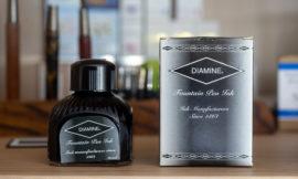 Tag 22: Diamine, Oxford Blue