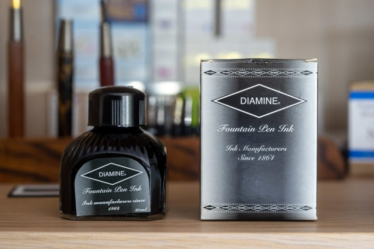 Read more about the article Tag 22: Diamine, Oxford Blue