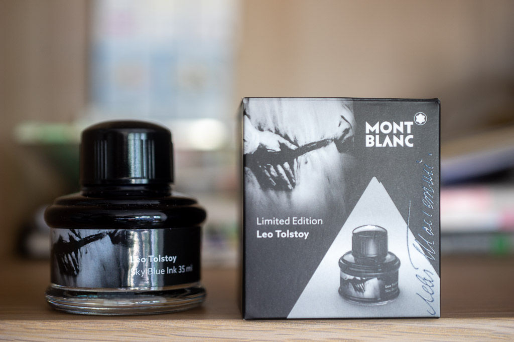 You are currently viewing Tag 23: Montblanc, Leo Tolstoy
