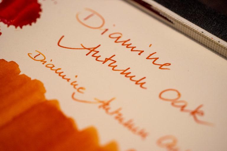 Diamine, Autumn Oak
