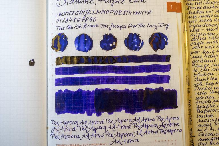 Diamine, Purple Rain