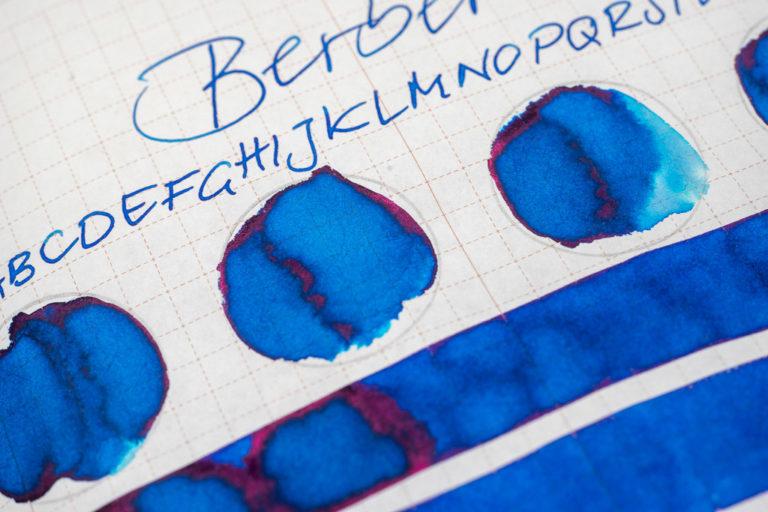 Nick Stewart, Berber Blue