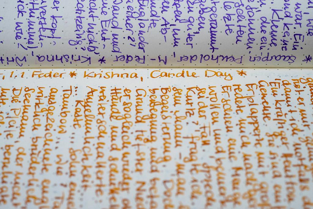 Krishna, Candle Day