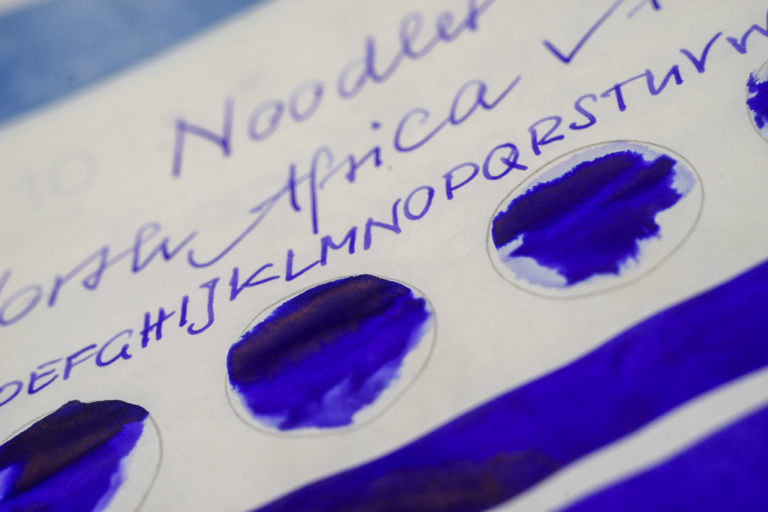Noodler's, North African Violet
